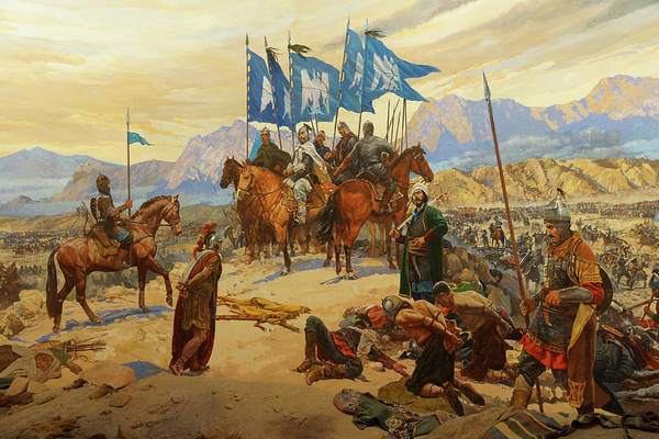Photograph - Battle Of Manzikert, 1071 Ce  by Steve Estvanik