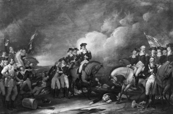 British Armed Forces Photograph - Battle Of Trenton by Hulton Archive