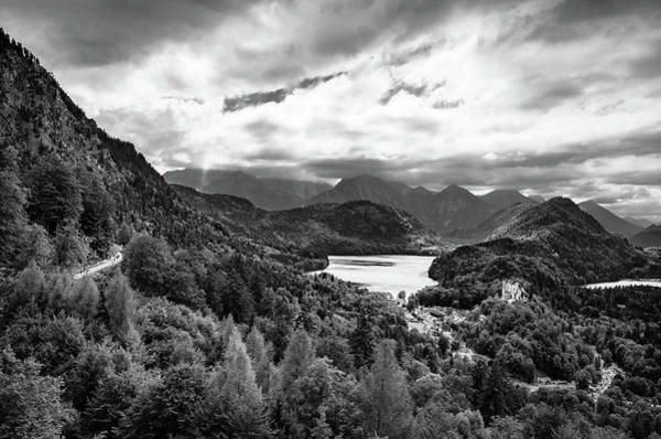 Photograph - Bavarian Alps II by Borja Robles