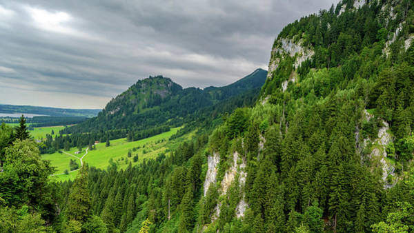 Photograph - Bavarian Landscape II by Borja Robles