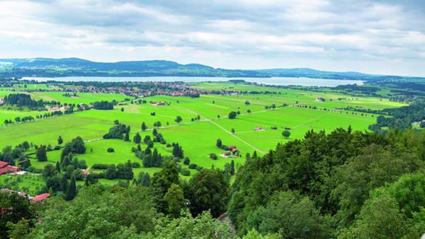 Photograph - Bavarian Landscape IIi by Borja Robles