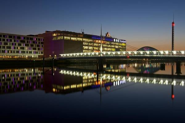 Photograph - Bbc Scotland Studios by Stephen Taylor