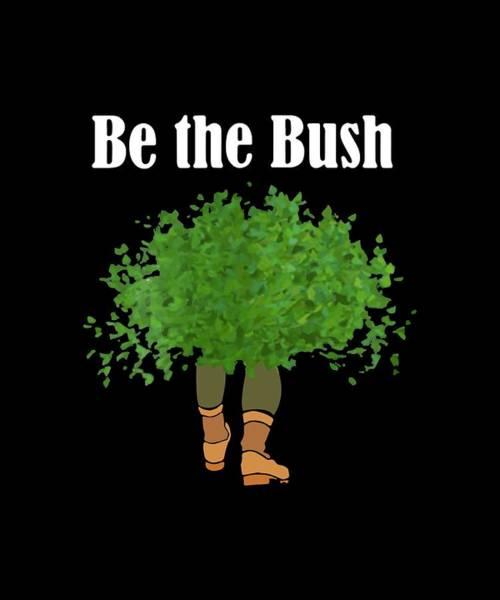 Cajal Wall Art - Digital Art - Be The Bush Science by Samuel Tyers
