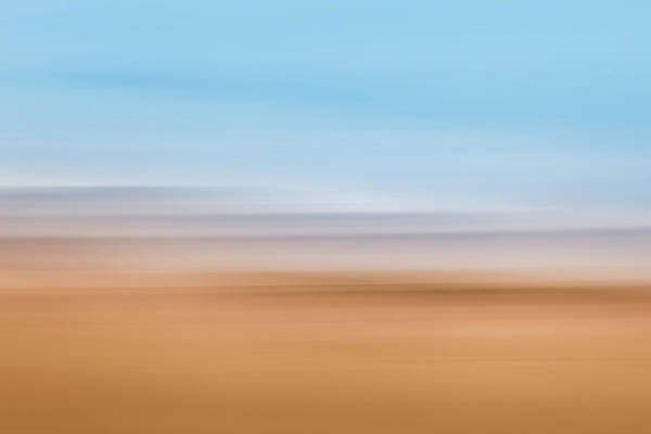 Photograph - Beach Abstract by Eric Full