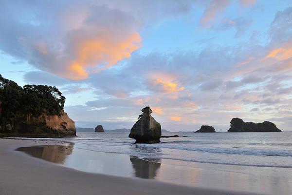 Wall Art - Photograph - Beach At Dawn by Raimund Linke