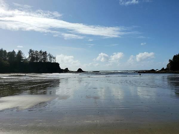 Photograph - Beach Blues by Suzy Piatt