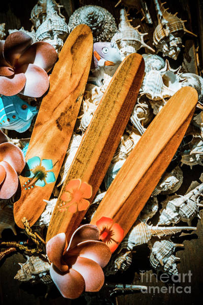 Wall Art - Photograph - Beach Boards by Jorgo Photography - Wall Art Gallery