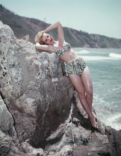 Art Prints Photograph - Beach Chic by Archive Photos