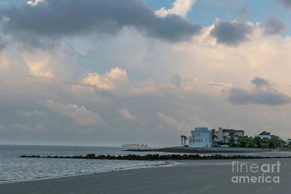 Photograph - Beach Days - Breach Inlet by Dale Powell