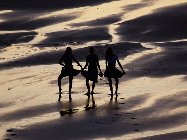Photograph - Beach Fashion II by Jorg Becker