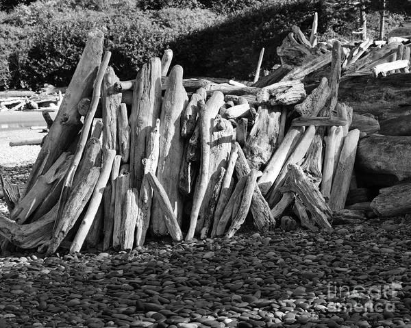 Photograph - Beach Fort 2 by Jeni Gray