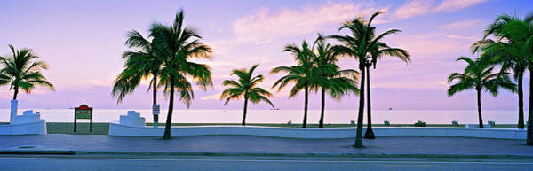 Wall Art - Photograph - Beach, Fort Lauderdale, Florida, Usa by Slow Images