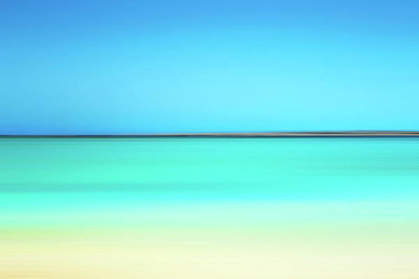 Photograph - Beach Horizon by Reynaldo Williams