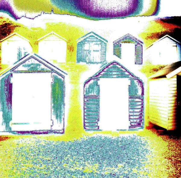 Photograph - Beach Houses by Doc Braham