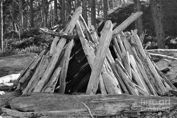 Photograph - Beach Hut II by Jeni Gray