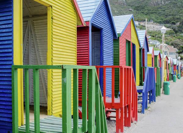 Photograph - Beach Huts by Rob Huntley