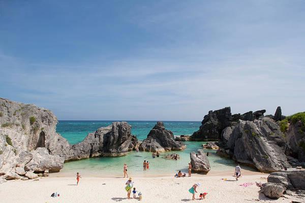 Bermuda Photograph - Beach In Bermuda by Henry Lederer