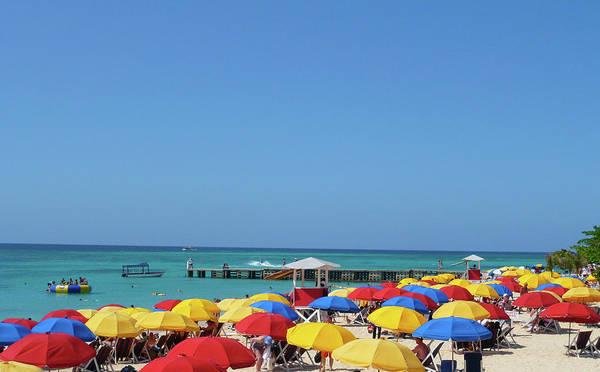 Montego Bay Photograph - Beach by Melissa L. Jones