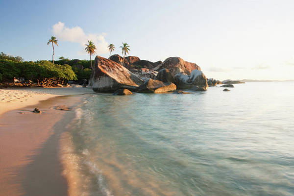 Caribbean Photograph - Beach Paradise by M Swiet Productions