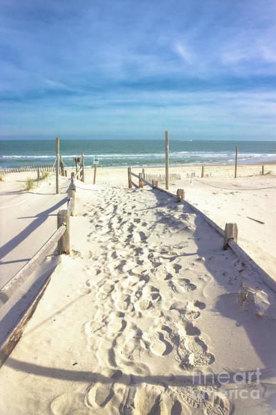 Wall Art - Photograph - Beach Path by Colleen Kammerer
