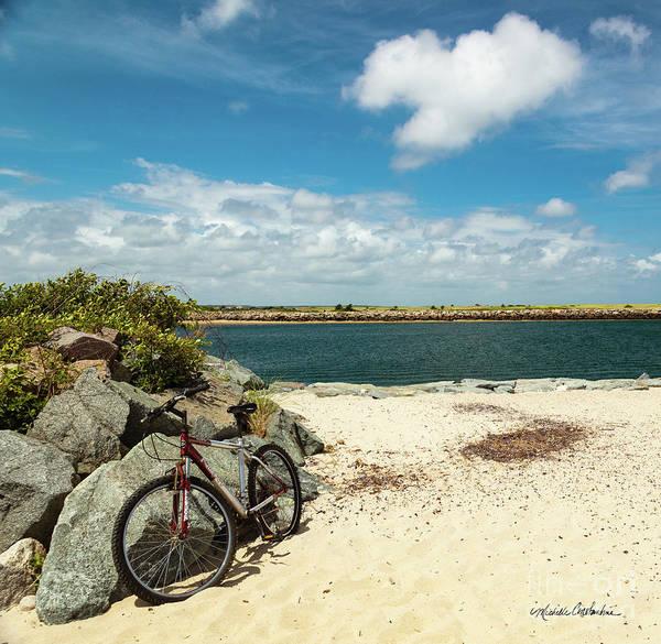 Photograph - Beach Ride by Michelle Constantine