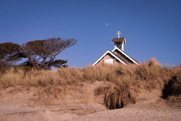 Photograph - Beach Steeple by Steven Clark