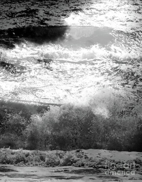 Photograph - Beach Storm 1 by Lizi Beard-Ward