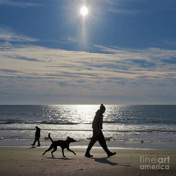 Photograph - Beach Stroll by Patrick M Lynch