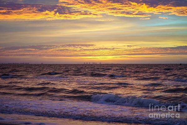 Photograph - Beach Sunrise by Susan Rydberg
