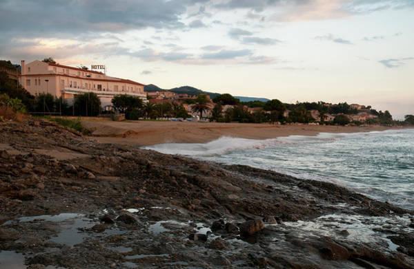 Luxury Hotel Photograph - Beachside Hotel by Stuart Mccall