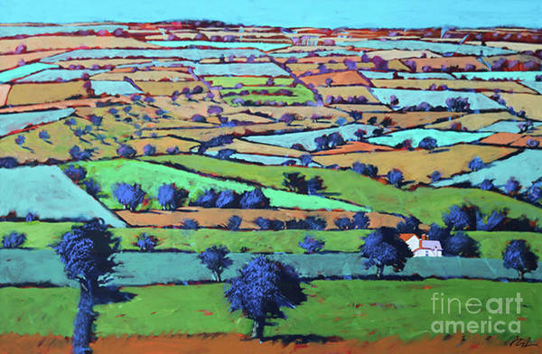 Wall Art - Painting - Beacon Hill by Paul Powis