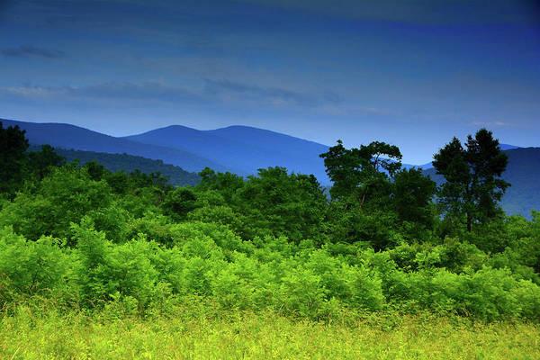 Photograph - Beahms Gap On Shenandoah National Park's Appalachian Trail by Raymond Salani III