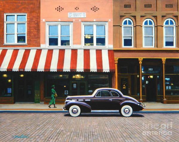 Memphis Painting - Beale Street Memphis by Frank Dalton