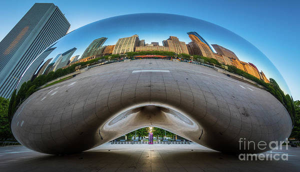 Wall Art - Photograph - Bean City by Inge Johnsson