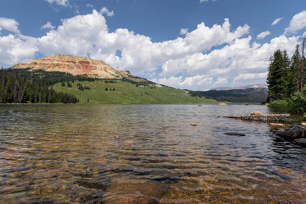 Photograph - Beartooth Lake by Ronnie and Frances Howard