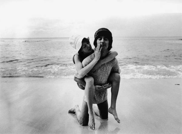Barbados Photograph - Beatle In Barbados by Express Newspapers