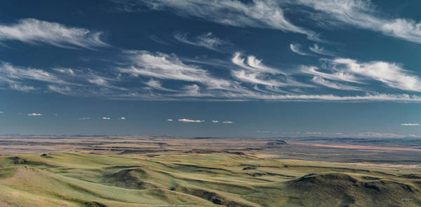 Photograph - Beaty Butte View by Leland D Howard