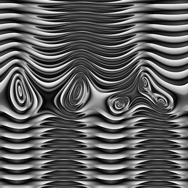 Serendipity Digital Art - Beauticate by Andrew Kotlinski
