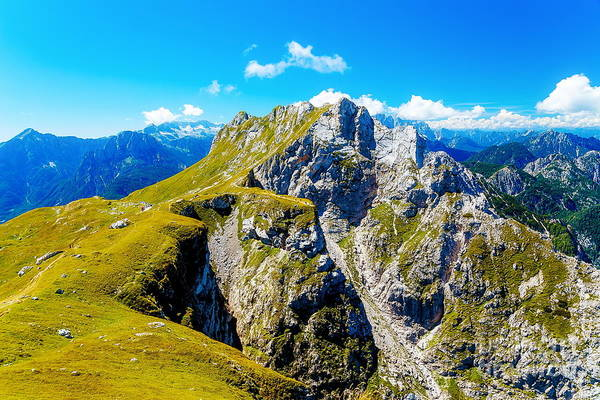 Wall Art - Photograph - Beautiful Alps Landscape. Beautiful by Jozef Klopacka