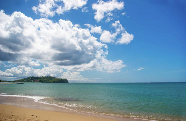 Wall Art - Photograph - Beautiful Beach And Dramatic Clouds by Jaminwell