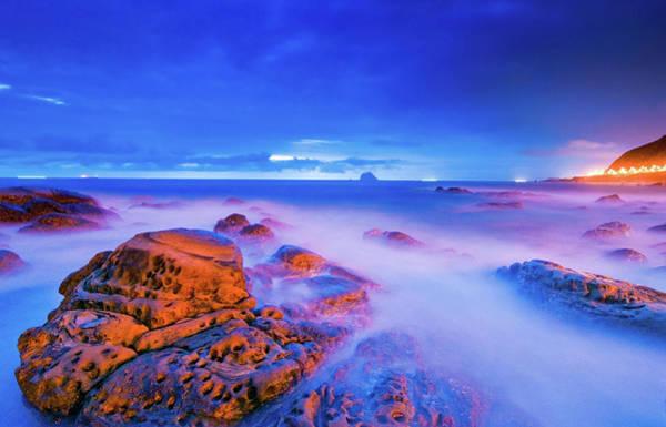Taiwan Photograph - Beautiful Beach by Taiwan Nans0410