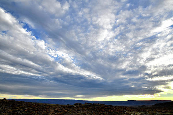 Photograph - Beautiful Clouds Over Grand Junction Colorado by Ray Mathis