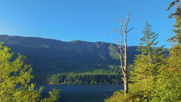 Wall Art - Photograph - Beautiful Crescent Lake by Art Spectrum