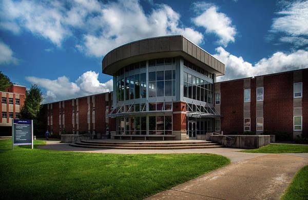 Catamount Photograph - Beautiful Day At Western Carolina University by Greg and Chrystal Mimbs