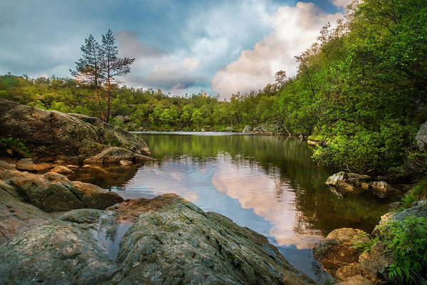 Photograph - Beautiful Landscapes by Debra and Dave Vanderlaan