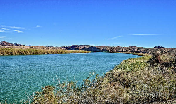 Wall Art - Photograph - Beautiful Lower Colorado River by Robert Bales