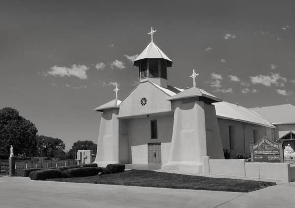 Wall Art - Photograph - Beautiful New Mexico Church by Gordon Beck