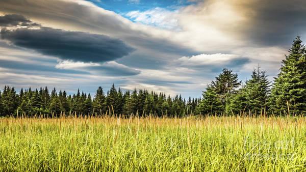 Photograph - Beautiful Sky Over Lake Clark National Park, Alaska by Lyl Dil Creations