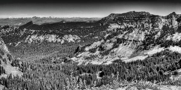 Photograph - Beautiful Sourdough Ridge by David Patterson