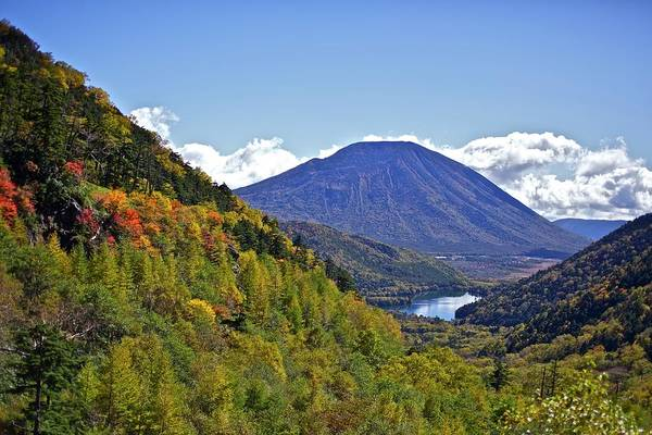 Nikko Photograph - Beautiful Valley by Greg Thomson
